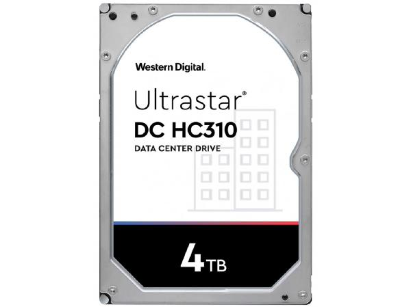 Western Digital HGSR/WD Ultrastar DC HC310 4TB Sas 3.5 Harddrive Desktop Drives (0B36048)
