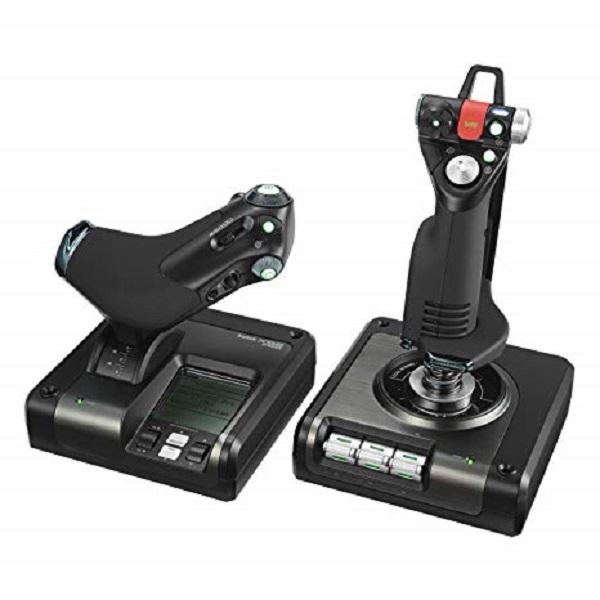 Logitech X52 Pro Flight Control System 945-000022