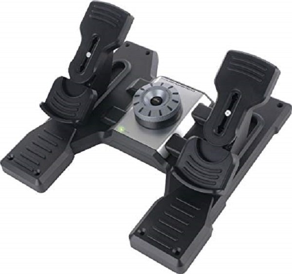 Logitech G Flight Rudder Pedals 945-000024
