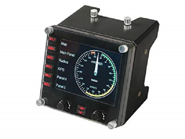 Logitech G Flight Instrument Panel 945-000027