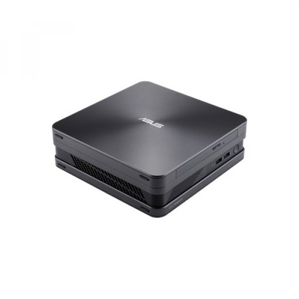 Asus Vc65 Intel I7-8700t Barebone Mini Pc No Ram 1x M.2