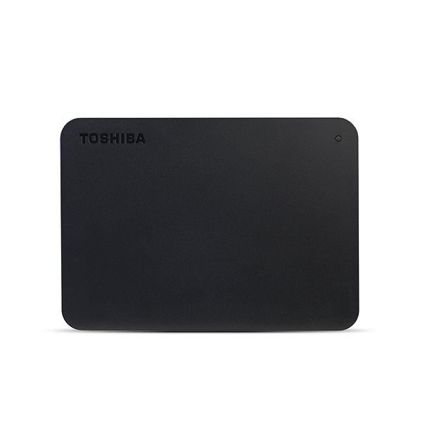 Toshiba 4TB Canvio Basics Portable Hard Drive Storage External Portable (HDTB440AK3CA)