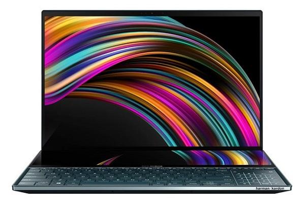 Asus Zenbook Pro Duo UX481FL Intel i5 14-Inch 8GB RAM 512GB SSD