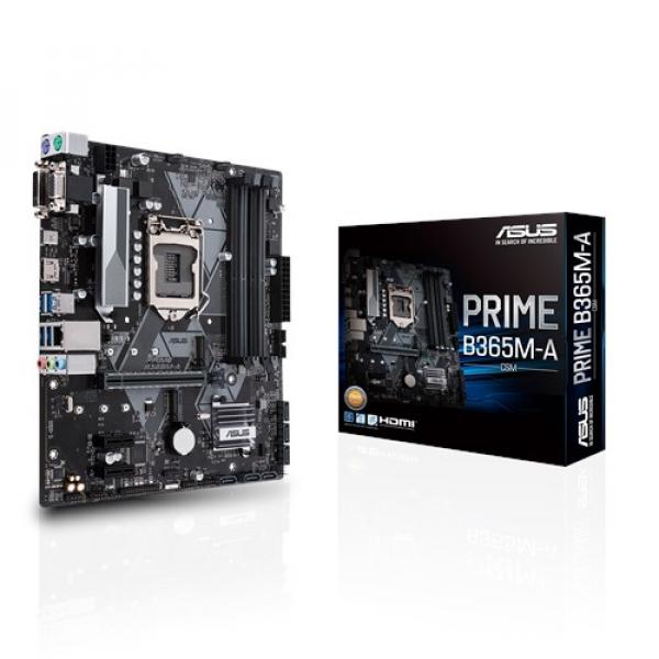 Asus Prime B365M-A  mATX Motherboard