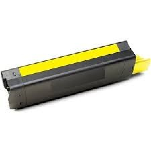 OKI Yellow Toner - C3200 43034809