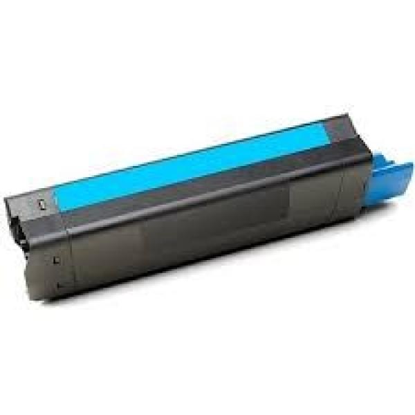 OKI Cyan Toner Cartridge 43034811