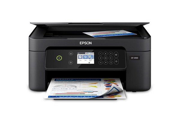 Epson Expression Home XP-4100  Printer | C11CG33504