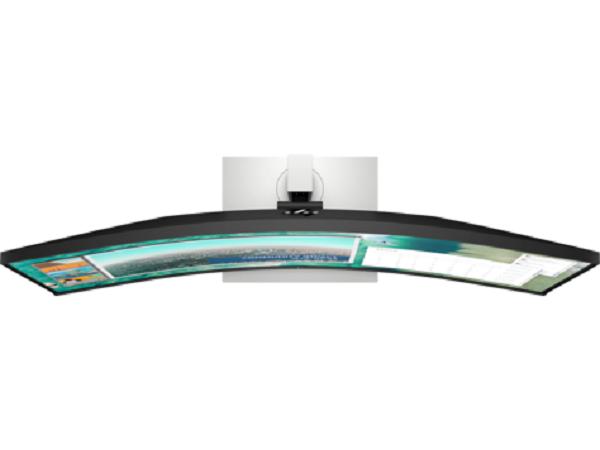 HP E344c 34-inch WQHD Curved Monitor