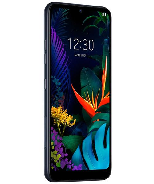 LG K50 32GB 1TB Smartphone Aurora Black