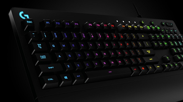 Logitech G213 Prodigy Gaming Keyboard