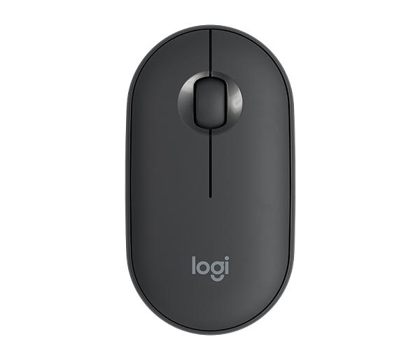 Logitech Pebble Wireless Mouse 910-005602    Graphite