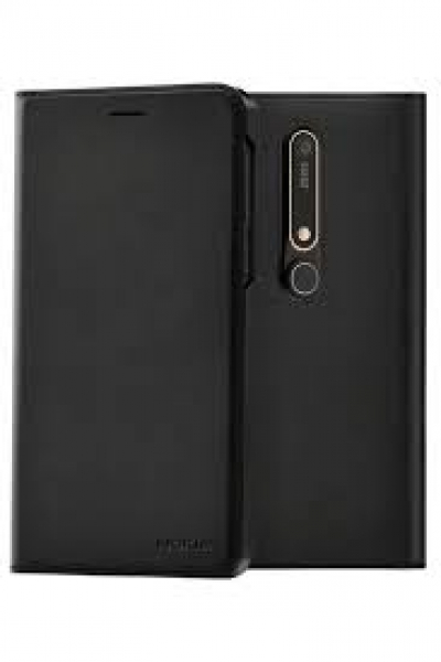 Nokia 2.1 Flip Cover Black - Mobile Handsets (8P00000012)