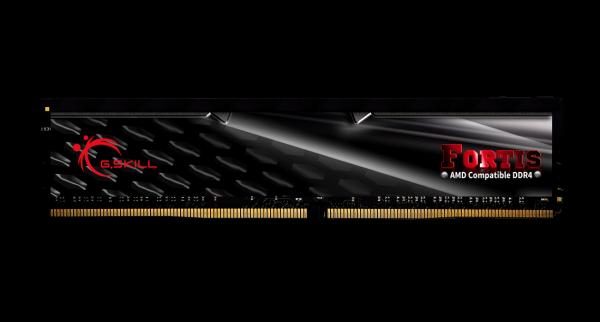 G.Skill DDR4-2133 SD RAM 16GB Fortis Series Desktop Ram (F4-2133C15D-16GFT)