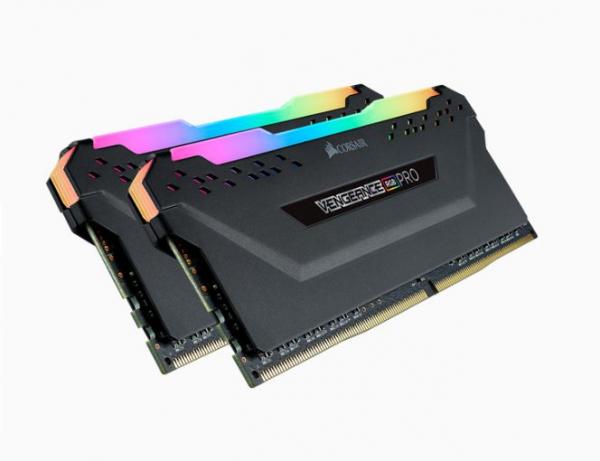 Corsair Vengeance Rgb Pro 32gb 2x16gb Ddr4 3200mhz C16 Desktop Gaming M CMW32GX4M2Z3200C16