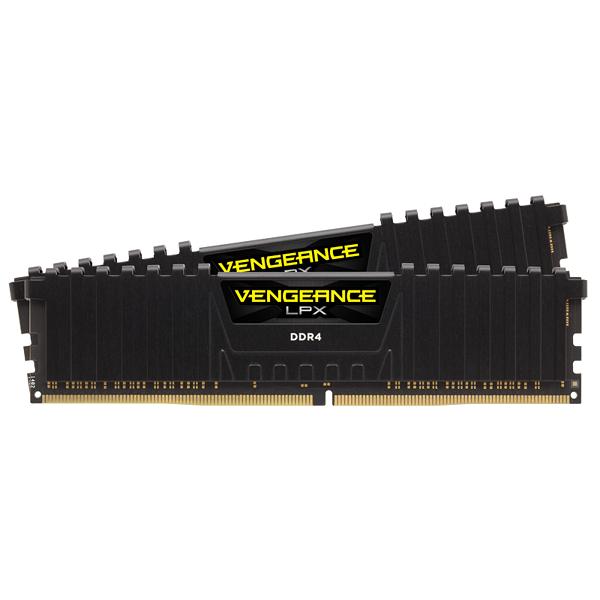 Corsair Vengeance Lpx 16gb 2x8gb Ddr4 3200mhz C16 Desktop Gaming Memoryy CMK16GX4M2Z3200C16