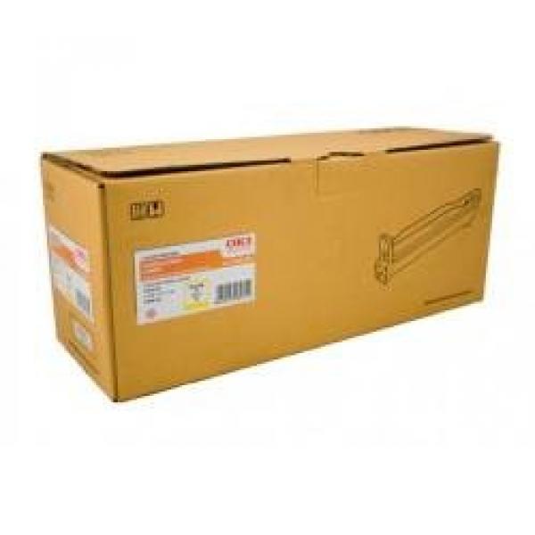 OKI Yellow Drum - C3300/3400 15k 43460209