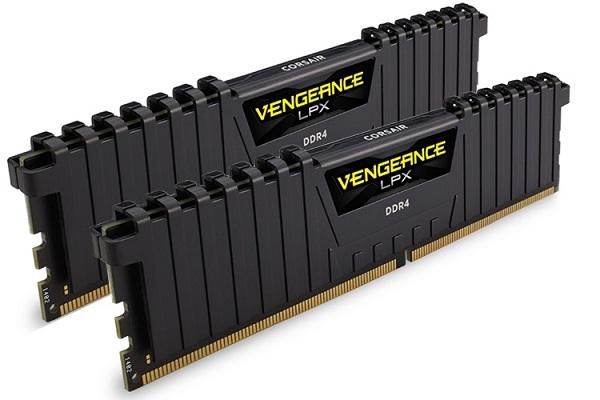 Corsair Vengeance LPX 16GB 2x8GB DDR4 3200Mhz C16 Desktop Gaming Memory DDR4 Desktop Ram (CMK16GX4M2B3200C16)