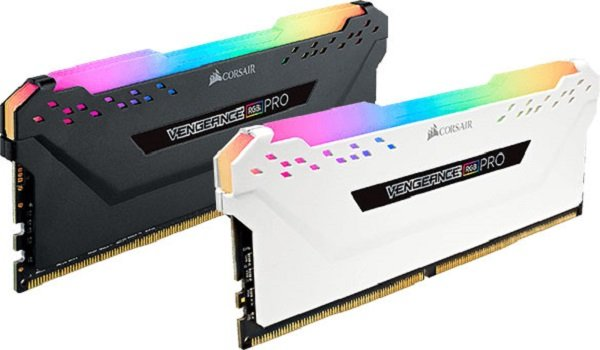 Corsair Vengeance RGB Pro Light Enhancement Kit White - No Dram Memoryy & DDR4 Desktop Ram (CMWLEKIT2W)