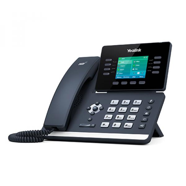 Yealink T52s 12 Line Ip Hd Phone 2.8' 320 X 240 Colour Screen Hd Voice Du SIP- T52S