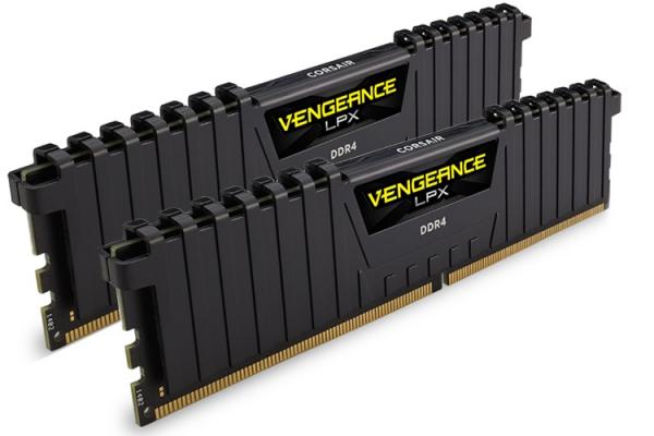 Corsair Vengeance LPX 16GB 2x8GB DDR4 2400Mhz C16 Desktop Gaming Memory DDR4 Desktop Ram (CMK16GX4M2A2400C16)