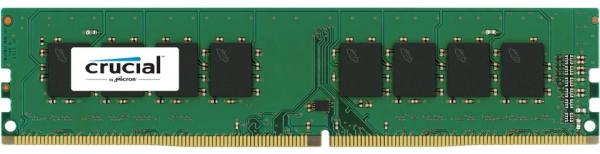 Crucial 16GB 1x16GB DDR4 UDIMM 2666Mhz Cl19 Single Stick Desktop DDR4 Desktop Ram (CT16G4DFD8266)