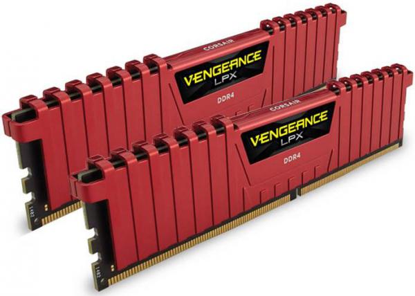 Corsair Vengeance LPX 16GB 2x8GB DDR4 2400Mhz C14 Desktop Gaming Memory DDR4 Desktop Ram (CMK16GX4M2A2400C14R)