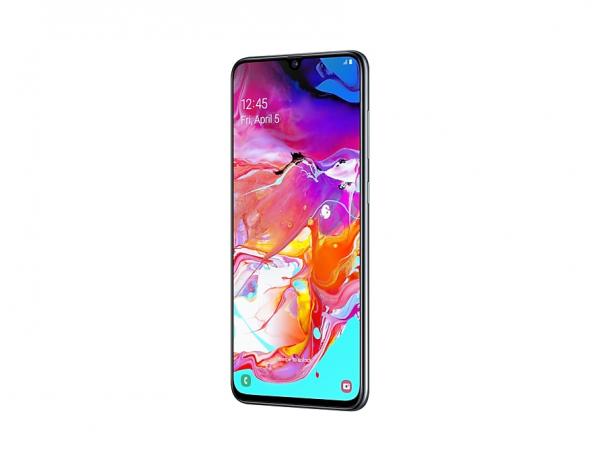 Samsung Galaxy A70 Black SM-A705YZKNXSA