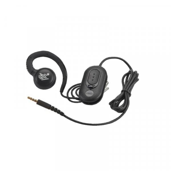 Zebra 3.5mm Wired Headset For PTT + VOIP HDST-35MM-PTT1-01