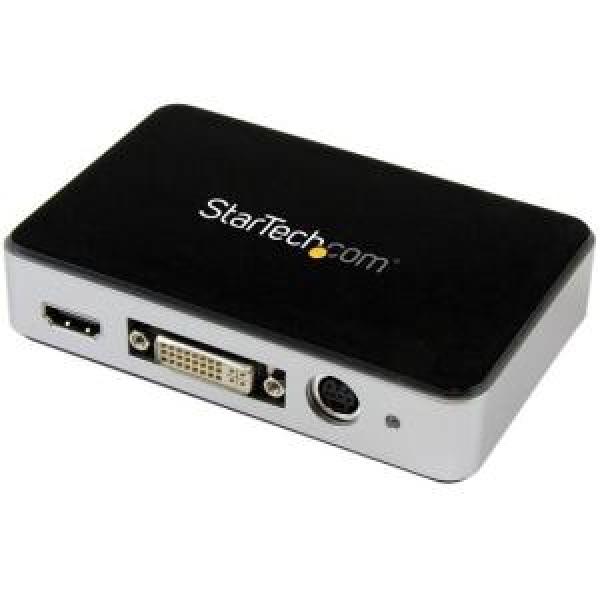 Startech Usb 3.0 Video Capture Device - Hdmi/dvi USB3HDCAP