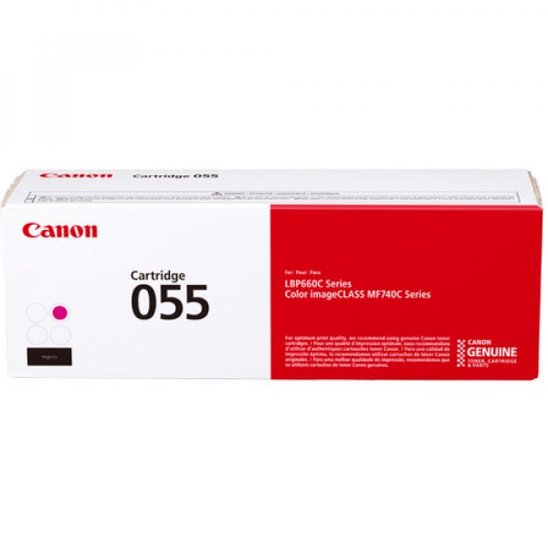 Canon Cartridge 055 Magenta CART055M