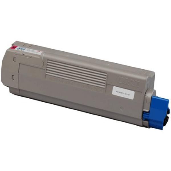 OKI Magenta Toner C5650 / C5750 43872310