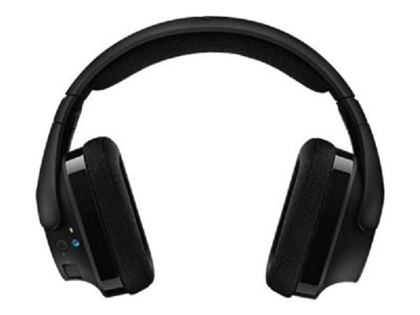 Logitech G533 Wireless Dts 7.1surround Sound Gaming Headset 981-000636