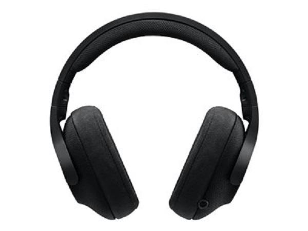 Logitech G433 Wired Dts 7.1 Surround Sound Gaming Headset- Black -2yr Wty 981-000670