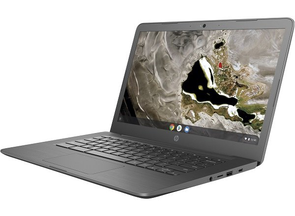 Hp Chromebook 14a G5 14in A4-9120c 14 4gb/16 Pc (7EJ19PA)