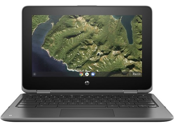 Hp Chromebook x360 11 g2 Celn4000 11 4gb/32 Pc (6ZH20PA)