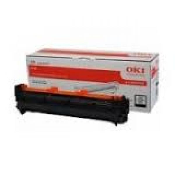 OKI Black Drum Cartridge For C910 Yield 42000 44035532