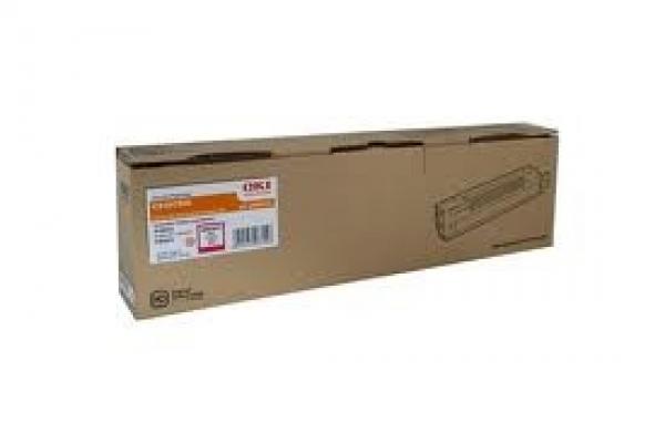 OKI Toner Cart For C810/830n Magenta 8000 44059134