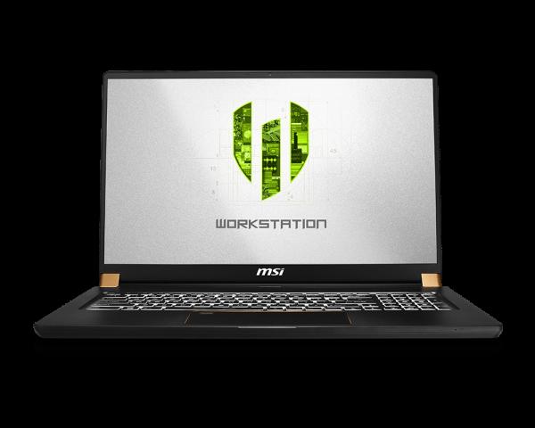 Msi Ws75 Workstation I9 32g 1tb Rtx4000 W10p (WS75 9TL-660AU)