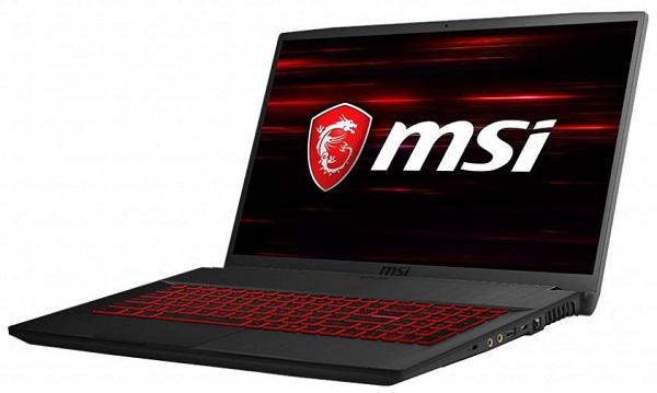 Msi Gf75 Thin I5 8g 512g Gtx1050ti W10 (GF75-9RCX-269AU)