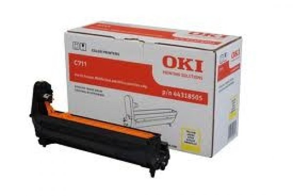 OKI Yellow Ep Cartridge Drum 44318509