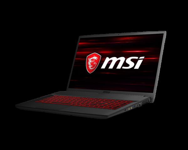 Msi Gf75 Thin I7 17.3in 16g 256g+1t Gtx1650 W10 120hz (GF75-9SC-291AU)
