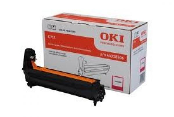 OKI Magenta Ep Cartridge Drum For C711n Yield 44318510