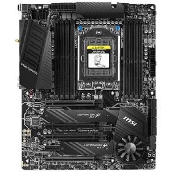 Msi Motherboard (TRX40 PRO 10G)