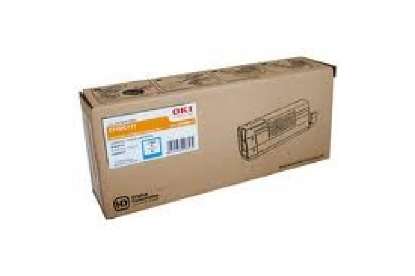 OKI Cyan Toner For C711n C710a Yield 11500 44318611