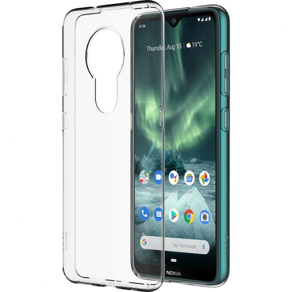 Hmd Global Nokia 6.2 / 7.2 Clear Case (8P00000086)
