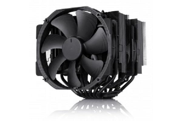 Noctua Nh-d15 Multi Socket Pwm Chromax Black Cpu Cooler (NH-D15-CH-BK)