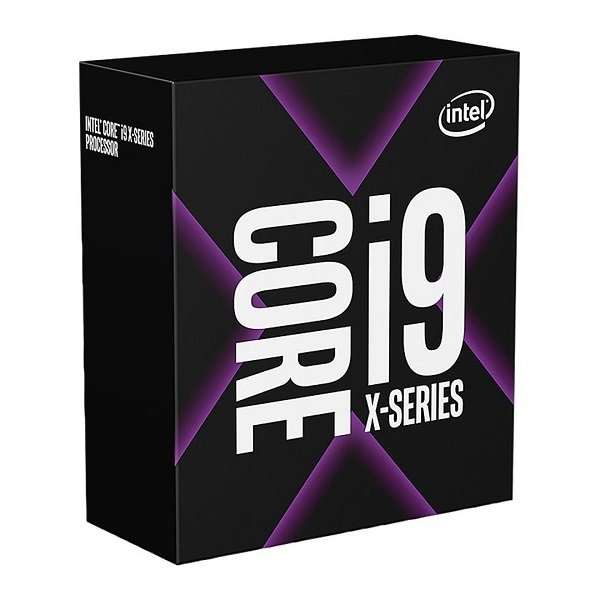 Intel Core I9-10940x X-series Processor (19.25m Cache 3.30 Ghz) (BX8069510940X)