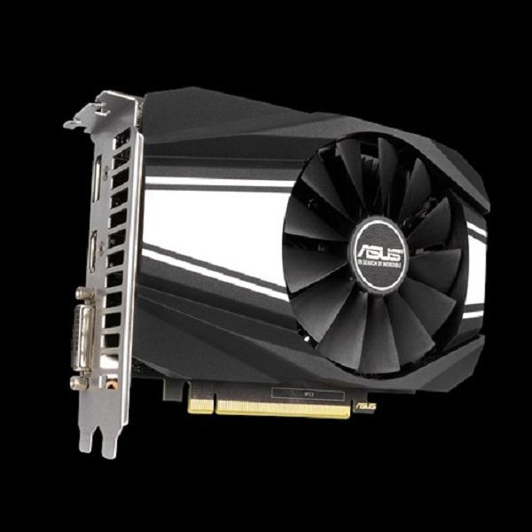 Asus Asus Nvidia Phoenix Geforce Gtx 1650s Oc Edition 4g Gddr5 1x Dvi- (PH-GTX1650S-O4G)