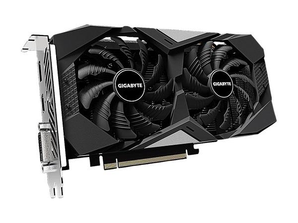 Gigabyte New Nvidia Geforce Gtx 1650 Super Windforce Oc 4gb Gddr6 Pcie Gra (GV-N165SWF2OC-4GD)