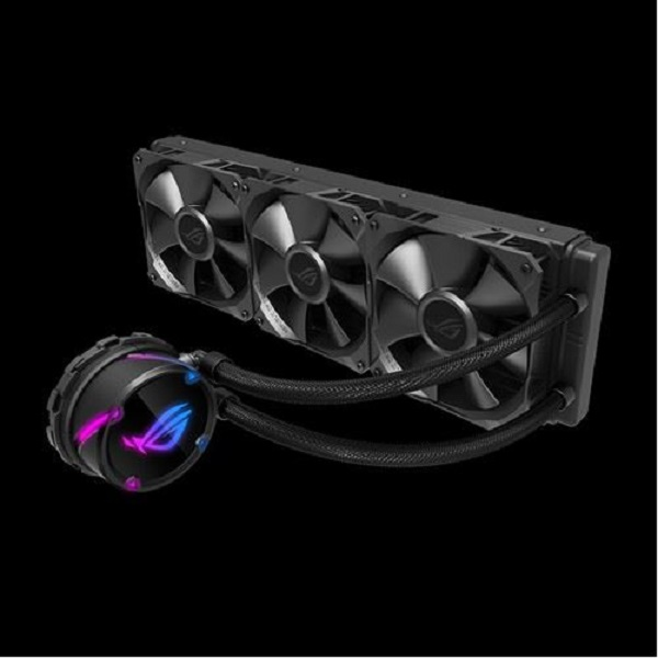 Asus Rog Strix Lc 360 All-in-one Liquid Cpu Cooler Aura Sync Triple Ro (ROG STRIX LC 360)